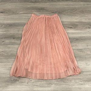 H&M Pink Skirt Size XS